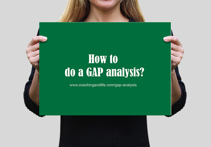 How to do a gap-analysis