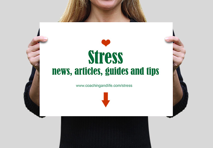 Stress coaching news