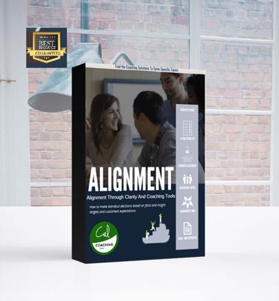 Alignment across using coaching