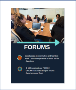 Aligment in forums and courses and training
